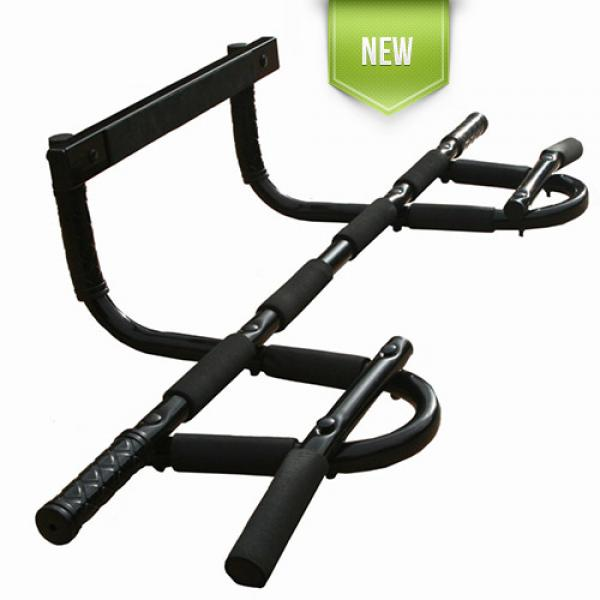 barre de traction murale p90x bar irongym