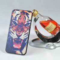 Coque Style Fashion Iphone 4, 4s - 5, 5s Tigre