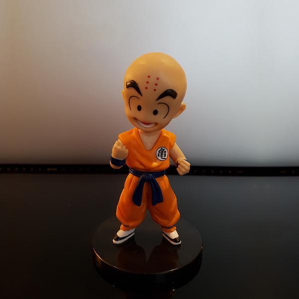Figurine Krillin | Dragon Ball Z Dbz Manga