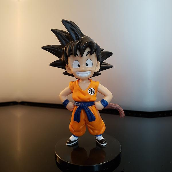 Figurine Son Goku | Dragon Ball Z Dbz Manga