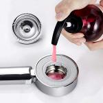 Pommeau de douche SPA avec compartiment savon Gel Douche